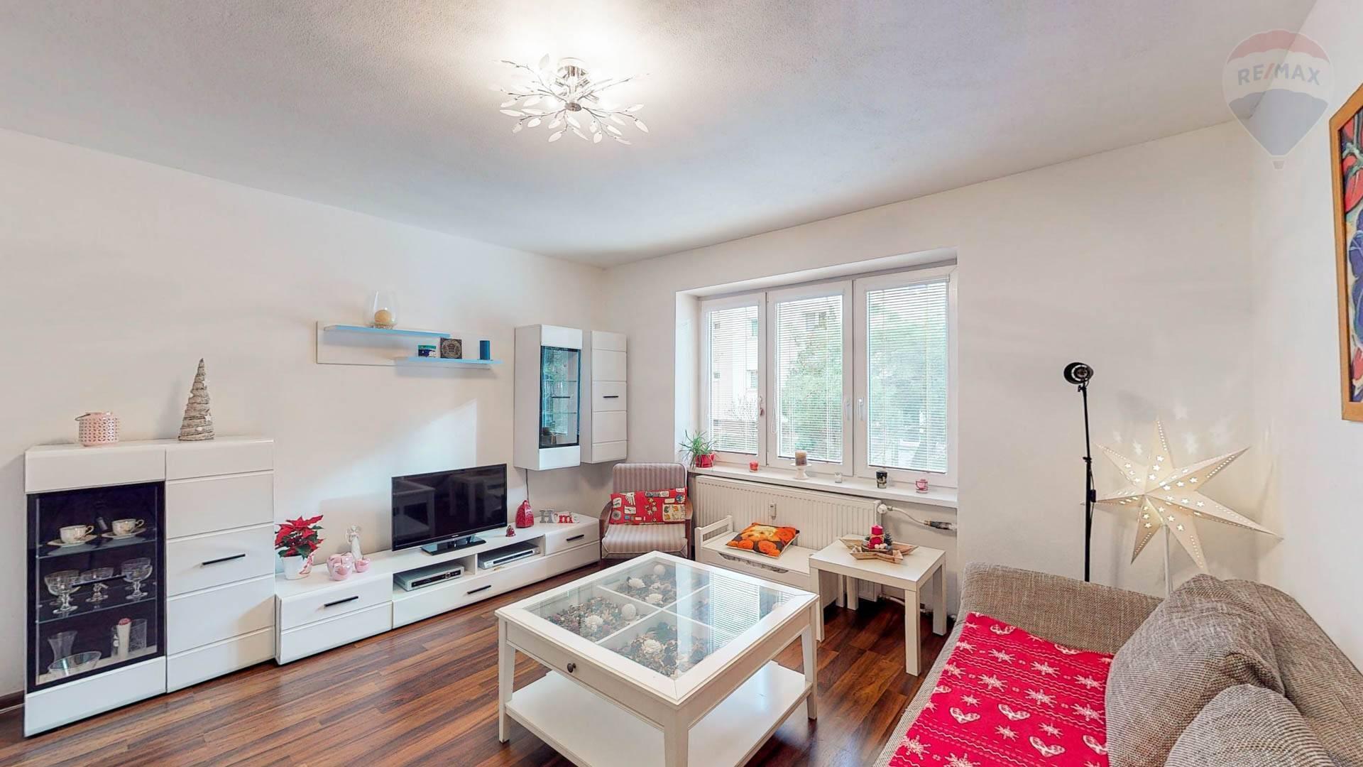 REZERVOVANÉ! Predaj 2-izbový byt v širšom centre mesta Nitra.