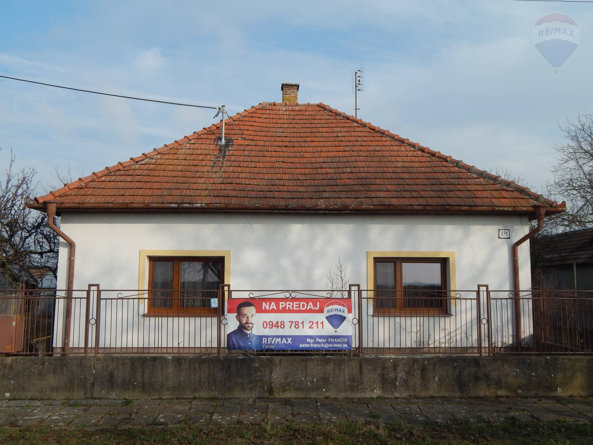 predaj rodinný dom Šarovce