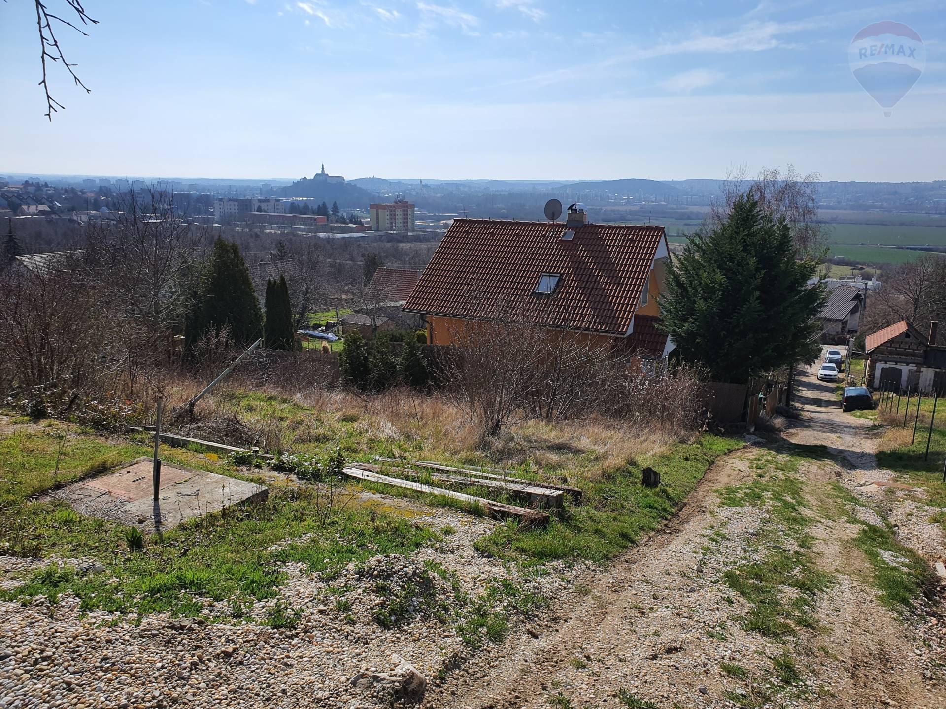 predaj stavebný pozemok Nitra, Bojnická