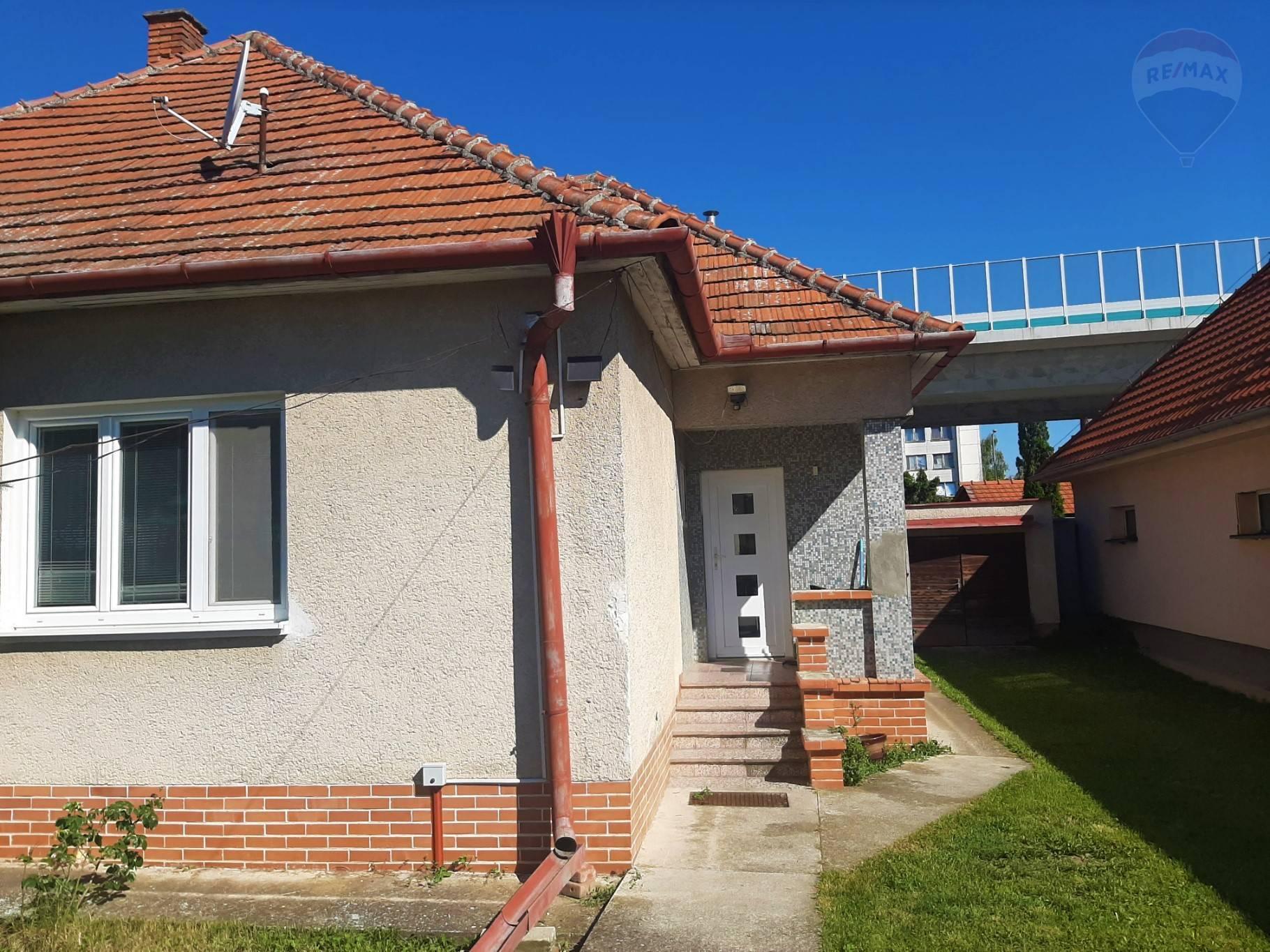predaj rodinný dom Nitra, Široká