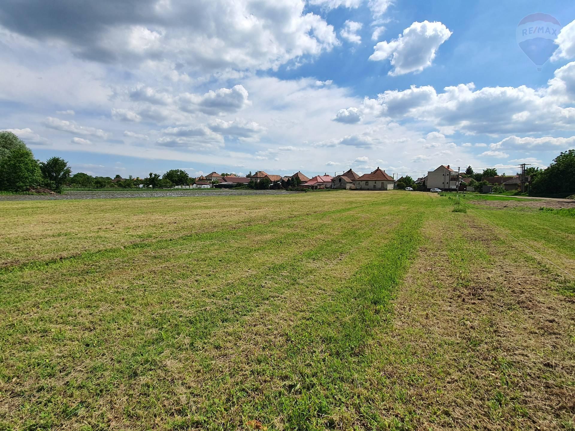 Komjatice – pozemok 5.478 m² na výstavbu (6 stavebných pozemkov)