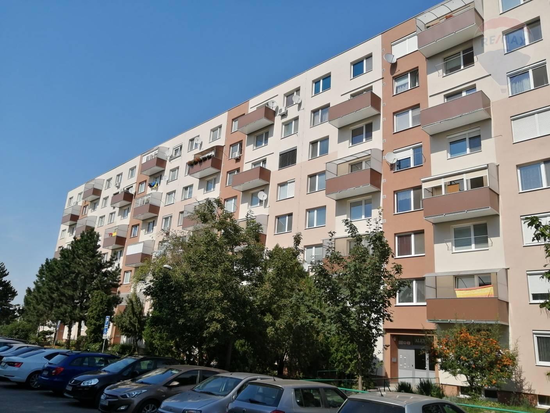 predaj 3 izbový byt Nitra, Alexyho