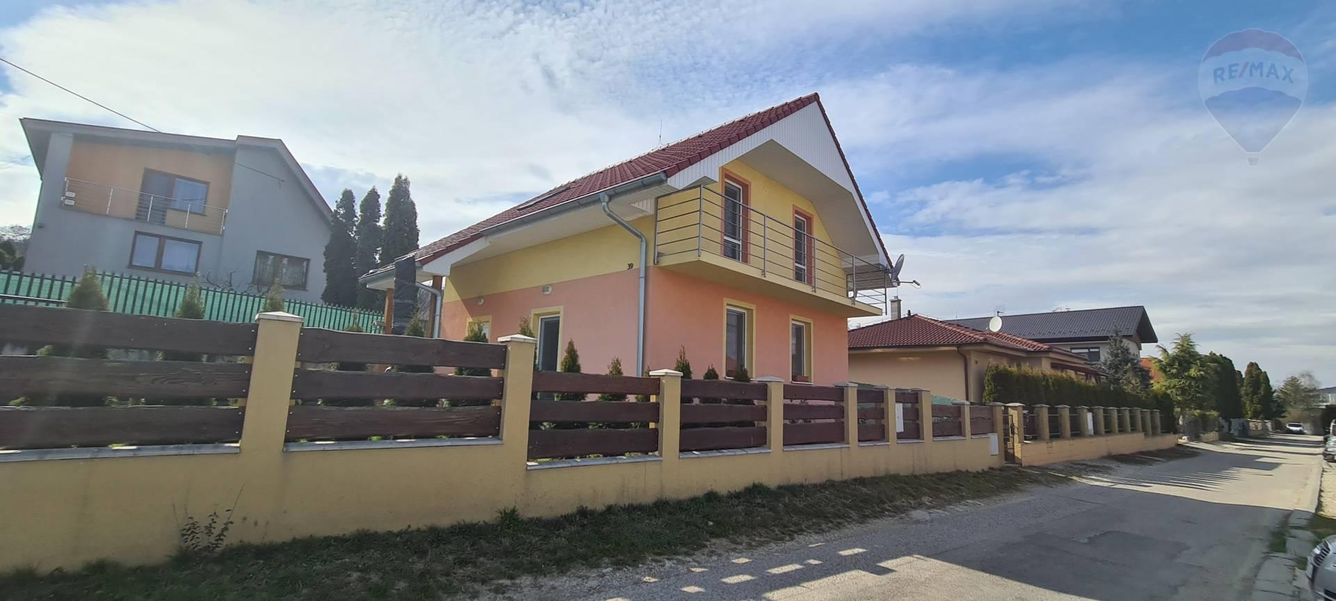 predaj rodinný dom Nitra, Pod Katrušou
